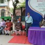 নরসিংদীতে কাবুল শাহ্ স্কুলের শিক্ষর্থীদের মাঝে জেলা প্রশাসনের ঈদ উপহার সামগ্রি বিতরণ