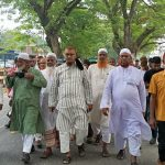 শার্শায় নৌকা মার্কার চেয়ারম্যান প্রার্থী তোতা'র পথসভা অনুষ্ঠিত